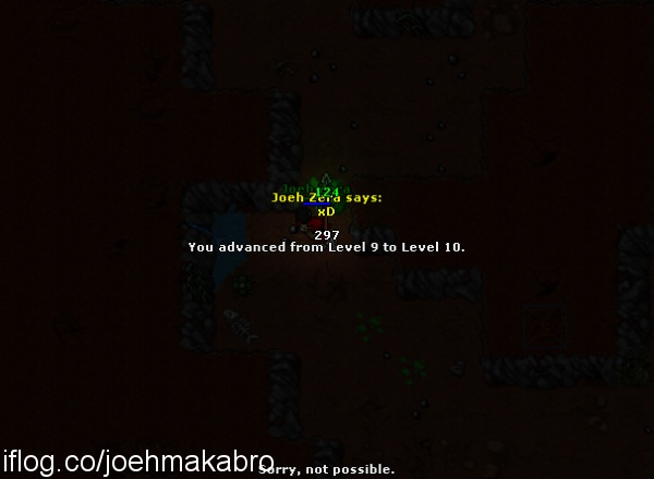 Joeh Zera  16:06 You advanced from Level 9 to Level 10.